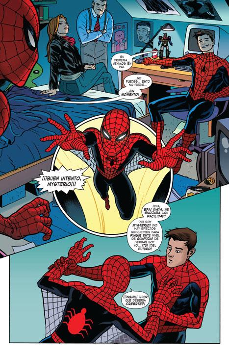 Peter Parker: The Spectacular Spider-Man #301