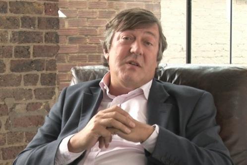 Stephen Fry V for Vendetta