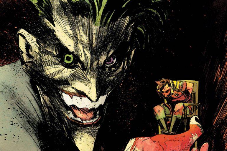 ¿Que pasó con Jason Todd en Batman: White Knight?