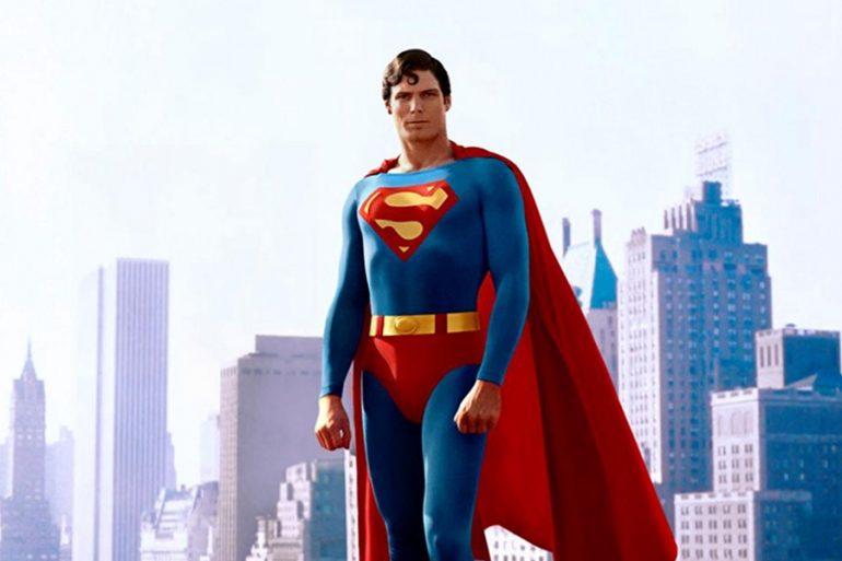 Christopher Reeve Superman pelicula 1978
