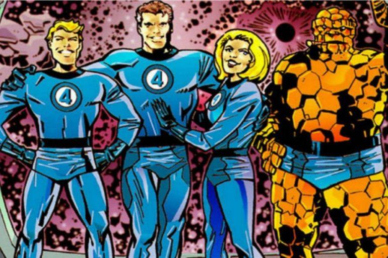 Los fantásticos momentos de The Fantastic Four