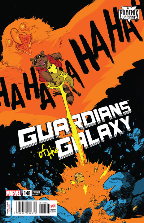 Guardians of the Galaxy #148