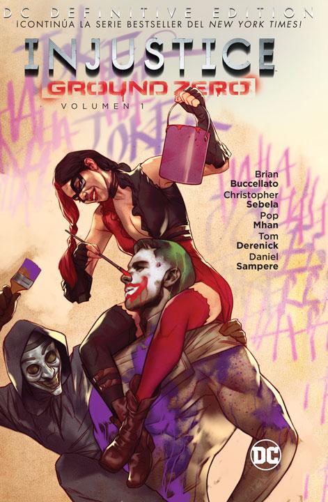 DC Definitive Edition: Injustice: Ground Zero Vol. 1