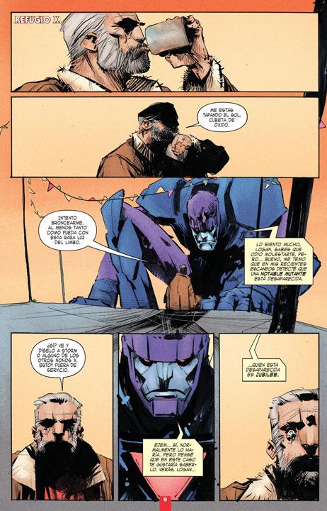 Old Man Logan Vol. 4: Viejos monstruos