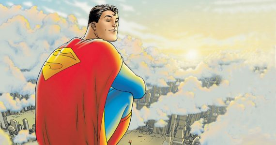 Grant Morrison revisita All Star Superman