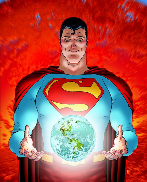Grant Morrison revisita All Star Superman