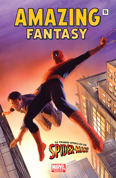 Amazing Fantasy #15: La historia y triunfo de Spider-Man