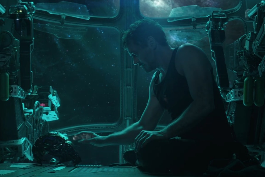 Al fin llegó el esperado primer tráiler de Avengers Endgame!