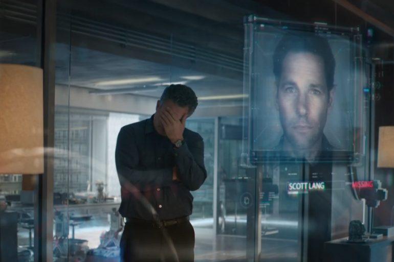 Disfruta el tráiler subtitulado de Avengers: Endgame