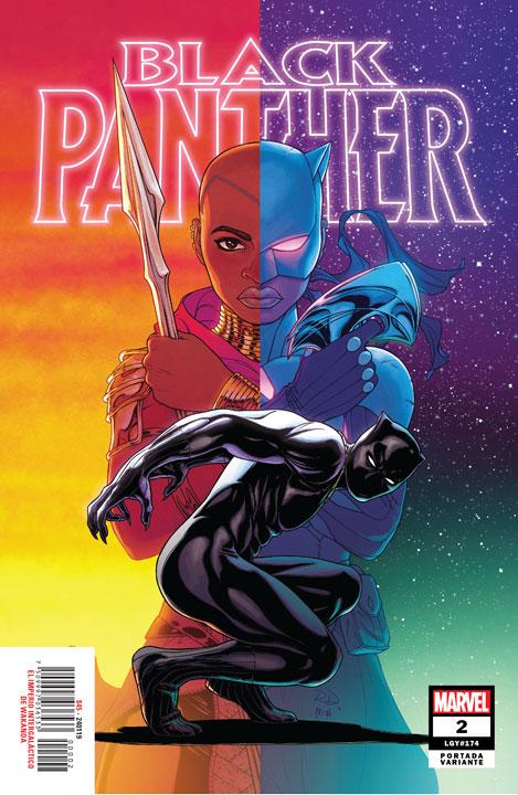 Black Panther (2018) #2