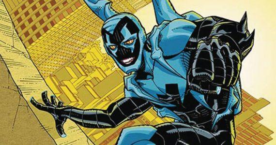 Blue Beetle, y su versión con Jaime Reyes, llegará al cine