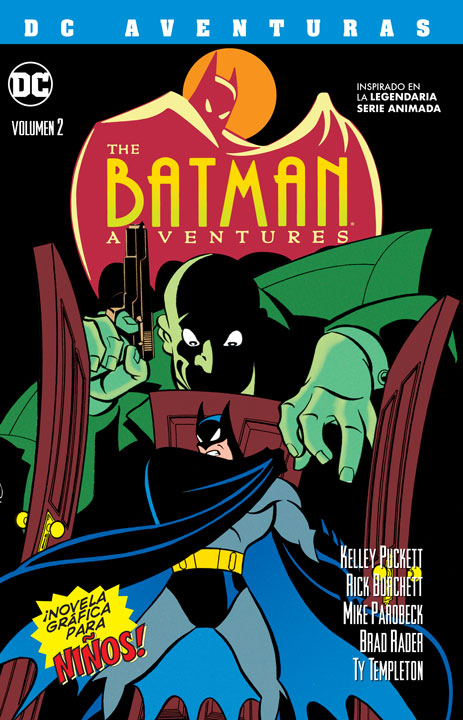 DC Aventuras: Batman Adventures Vol. 2