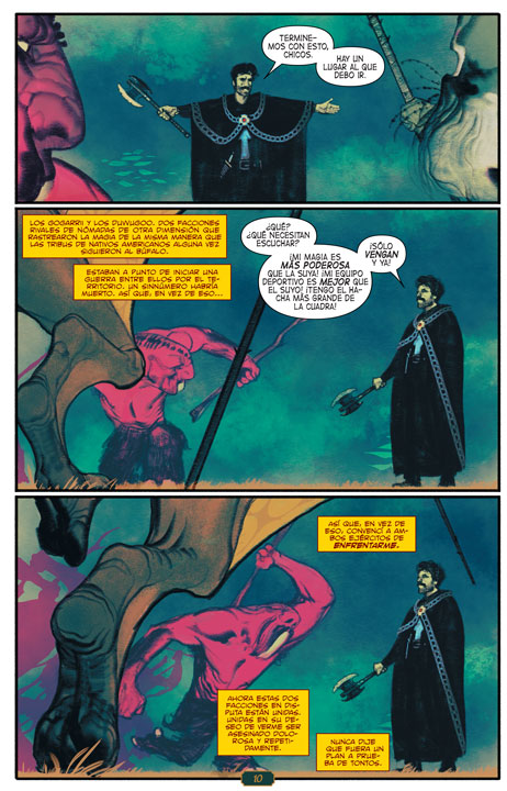 Doctor Strange Vol. 4: Señor Miseria
