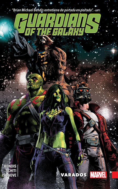 Guardians of the Galaxy Vol. 4: Varados