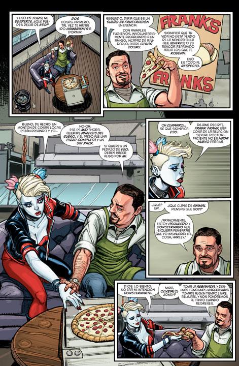 Harley Quinn Vol. 2: Joker ama a Harley