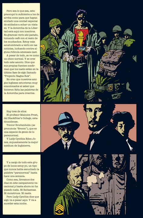 Hellboy Volumen 1: Semilla de destrucción
