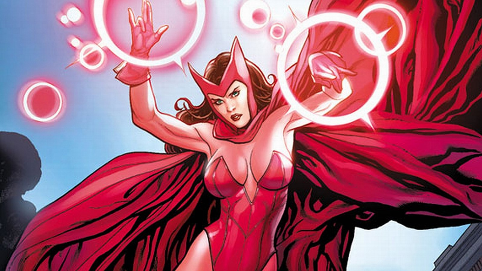 10 básicos de Scarlet Witch
