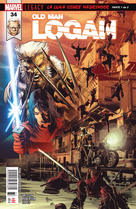 Old Man Logan #34