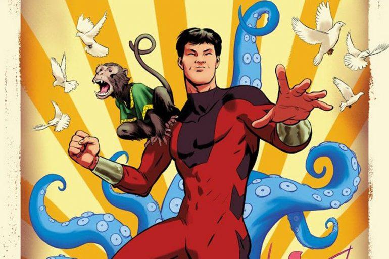 Shang-Chi llegará al cine de la mano de Marvel Studios