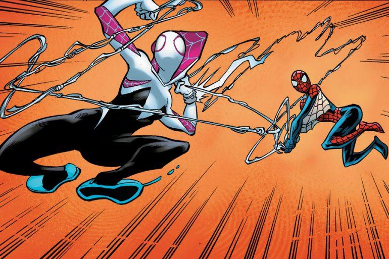 Spider-Gwen y las mujeres más importantes dentro del Spider-Verse