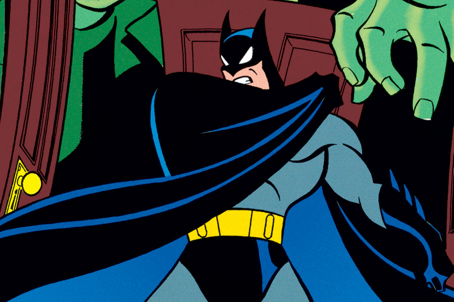 The Batman Serie Completa Latino por Mega