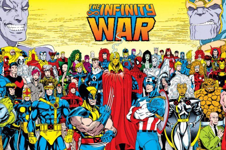 Marvel Comics México y SMASH traen de regreso The Infinity Collection