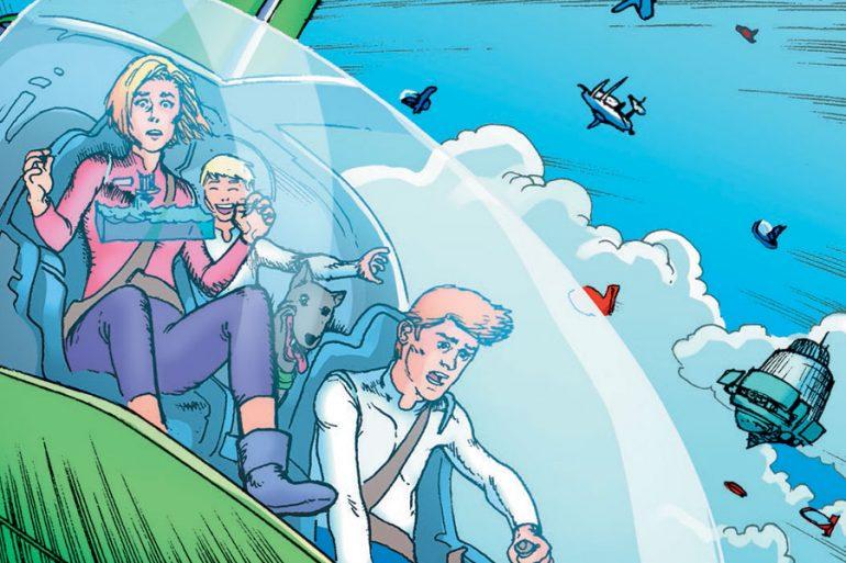 La reinvención de los Supersónicos para el Siglo XXI