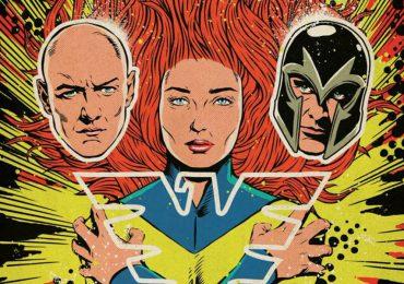 El póster de X-Men: Dark Phoenix inspirado en los cómics
