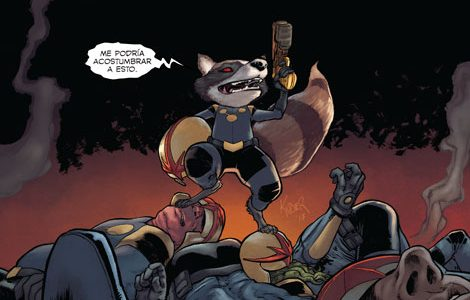 Guardians of the Galaxy #149