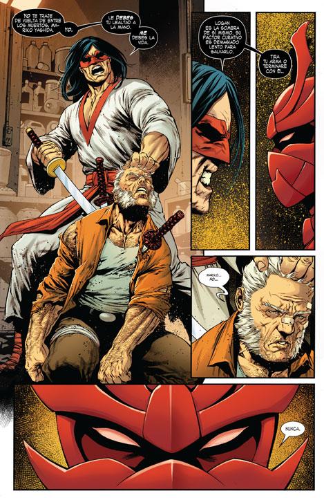Old Man Logan #35