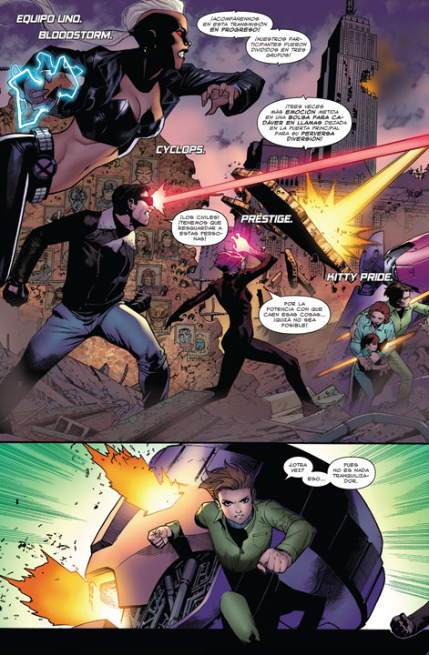 X-Men Blue #13