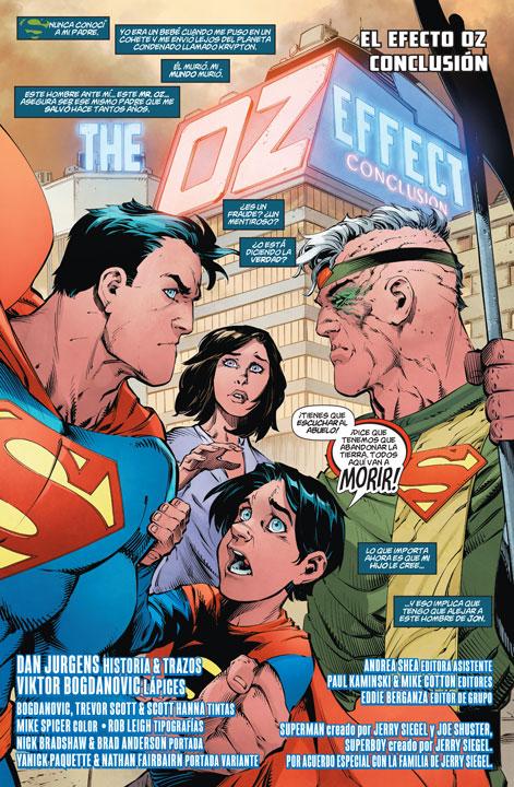 Superman Action Comics #16