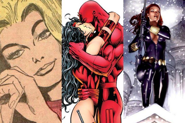 Los amores de Daredevil: El alto costo de amar al Hombre sin Miedo
