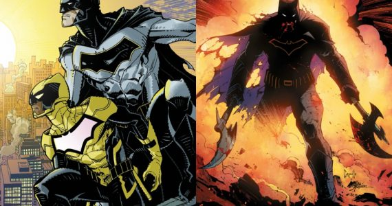 ¿Cómo se relacionan Dark Nights: Metal y Batman and the Signal?