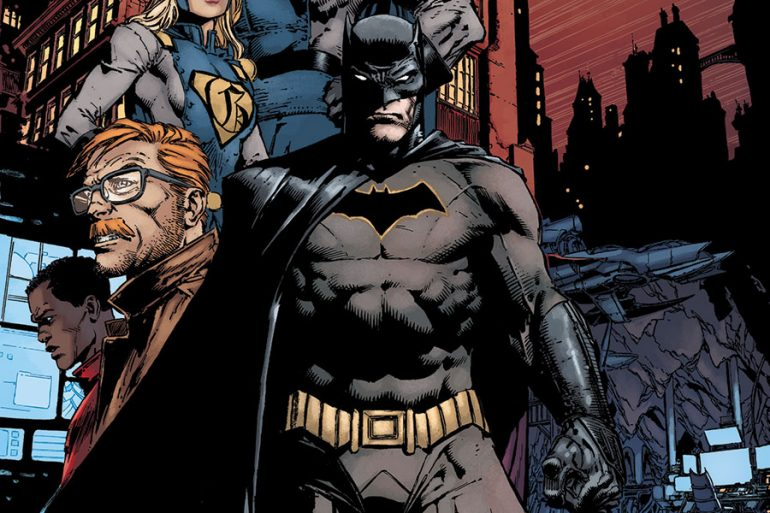 Top 5: Las mejores historias de Batman escritas por Tom King