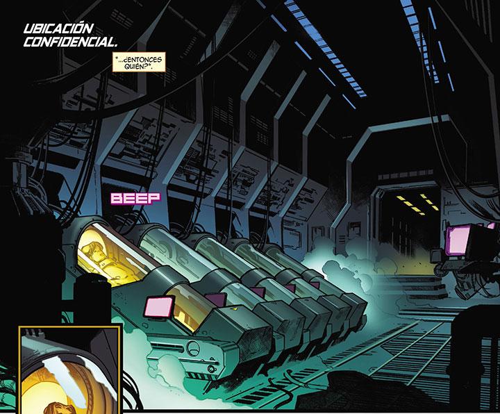 El misterioso personaje de X-Men: Extermination #1