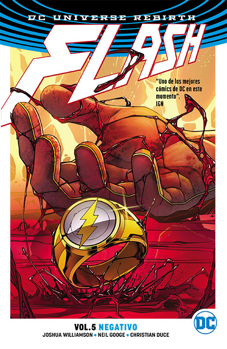 Flash Vol. 5: Negativo
