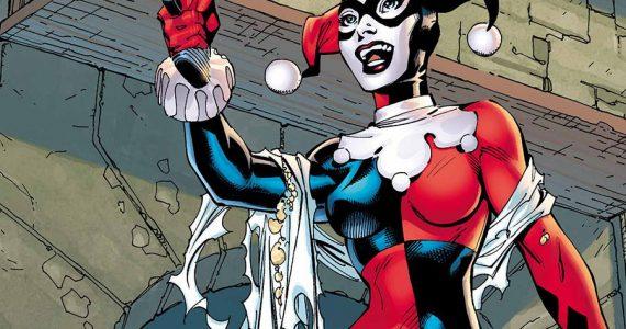 ¡También puedes encontrar a Harley Quinn en DC Comics México y SMASH!