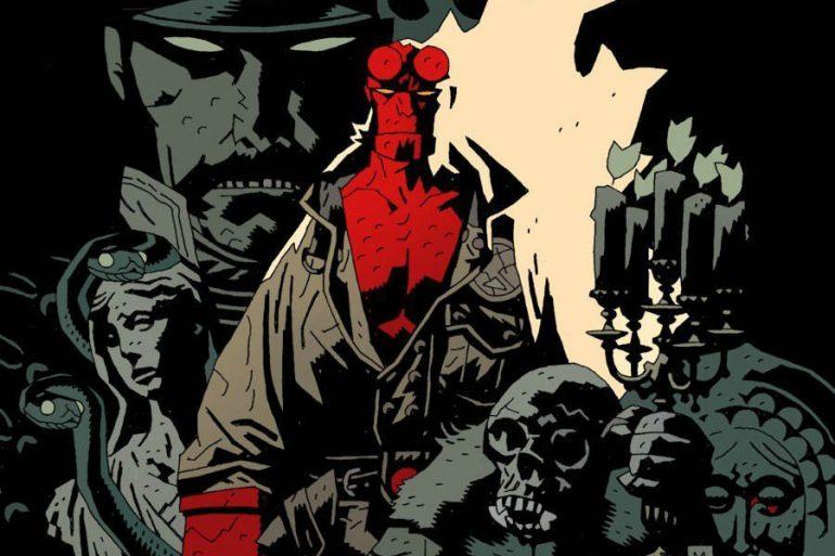 Las amenazas que Hellboy enfrentará en Despertando al Demonio