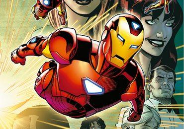 Invincible Iron Man #600
