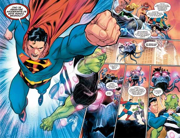 Justice League: No Justice, ahí va el Universo