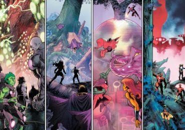 La importancia de los árboles de energía dentro de Justice League: No Justice