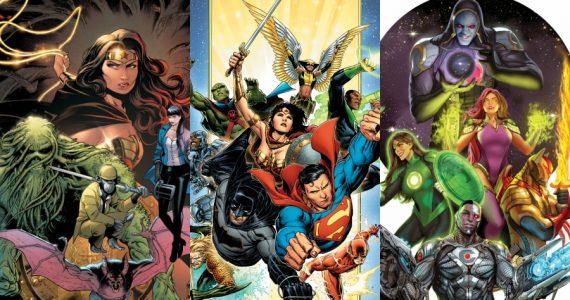 ¿Qué viene para Justice League después de No Justice?