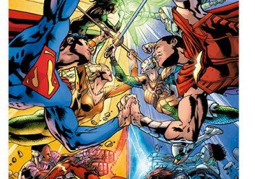 Justice League Vol. 5: Legado