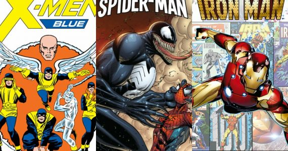 Las portadas variantes de enero que no te puedes perder en Marvel