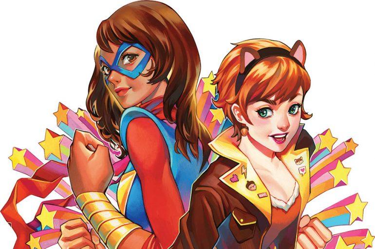 Marvel Rising: La nueva generación de héroes
