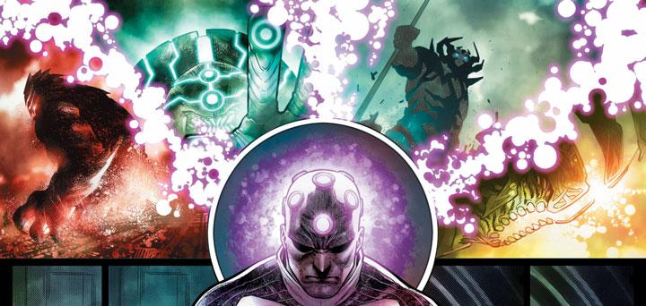 ¿Quienes son los Titanes Omega, los villanos de No Justice?