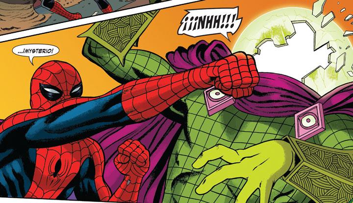 Mysterio: El maestro de los efectos criminales dentro del Spider-Verse