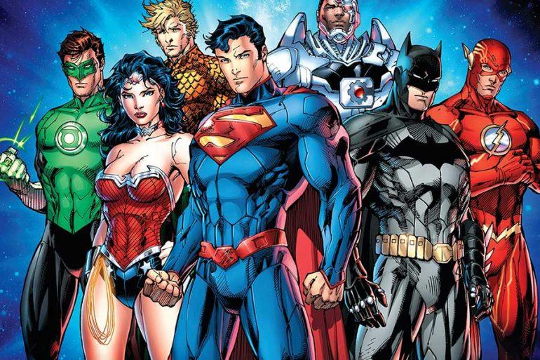 Qué tanto sabes de DC Comics