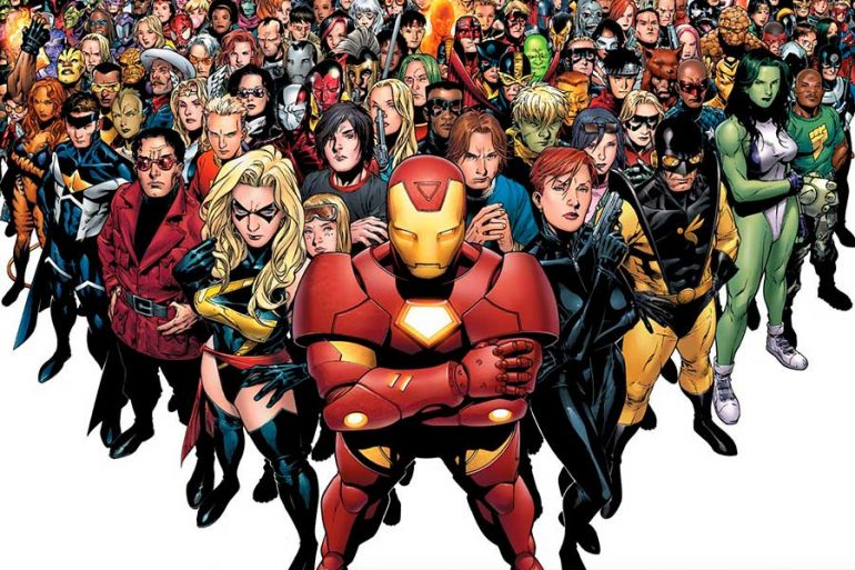 ¿Qué tanto sabes de Marvel?